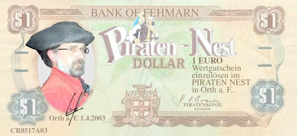 Piraten Dollar